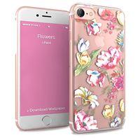Capa iPaint para iPhone 7 - Flowers