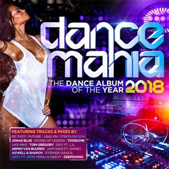 Dance Mania 2018 - CD