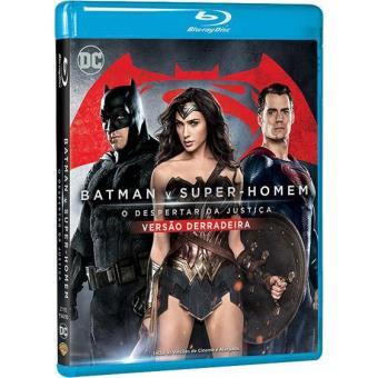Batman v Super-Homem: O Despertar da Justiça (2 Blu-ray's)