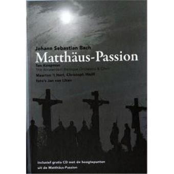 Matthaus-passion -highlig
