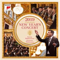 New Year's Concert 2019 - 2CD