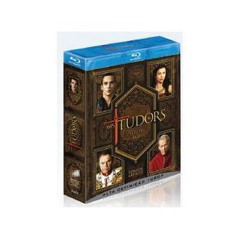 Os Tudors - 1+2 Temporadas