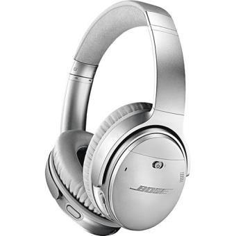Auscultadores Bluetooth Bose QuietComfort 35 II com Redução de Ruído - Cinzento