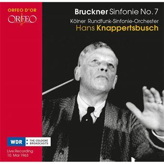 Bruckner: Symphony No. 7 - CD