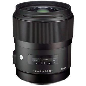 Sigma Objetiva 35mm f/1.4 DG HSM | A (Canon)