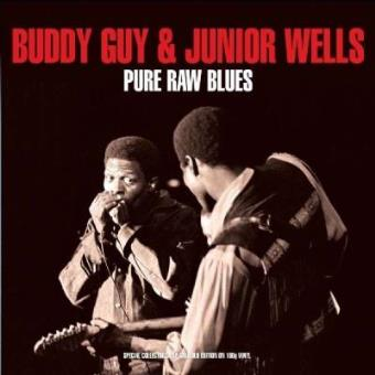 Pure Raw Blues (180g) (2LP)