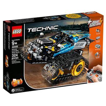 LEGO Technic 42095 Carro de Acrobacias Telecomandado