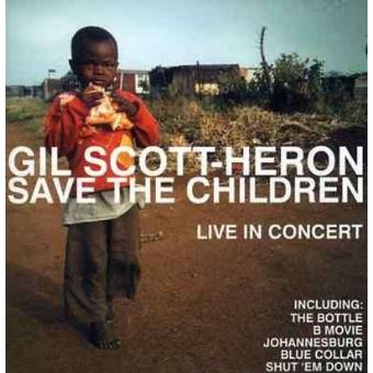 SAVE THE CHILDREN,LIVE IN CONCERT (