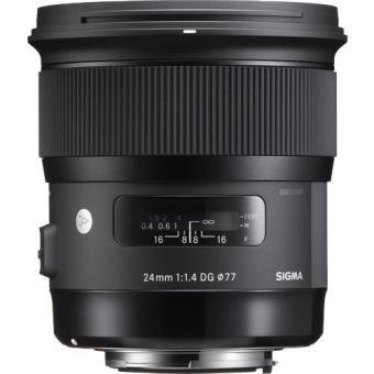 Sigma Objetiva 24mm f/1.4 DG HSM Art (Nikon)