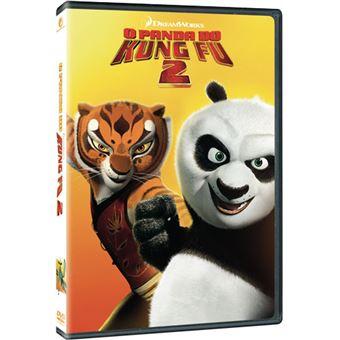 O Panda do Kung Fu 2 - DVD