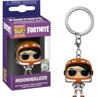 Funko Pop! Porta-Chaves Fortnite: Moonwalker