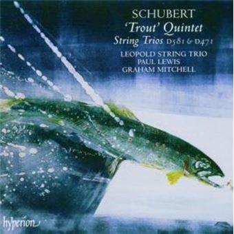Trout Quintet: String Trios - CD