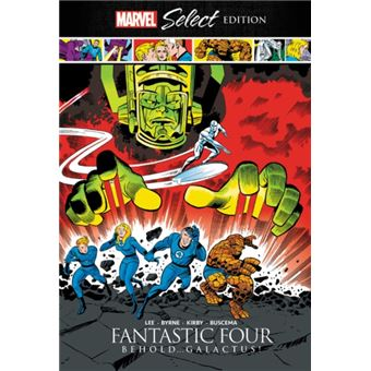 Fantastic four: the coming of galac