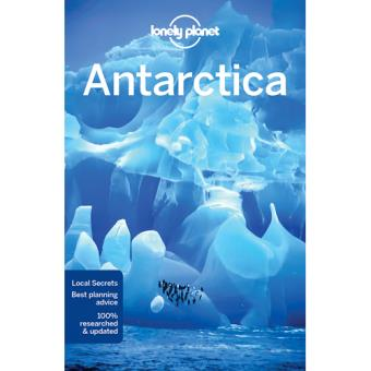 Lonely Planet Travel Guide - Antarctica