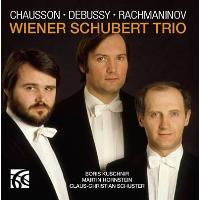 Chausson/debussy/rachmani
