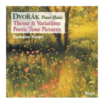 DVORAK-OBRAS PARA PIANO