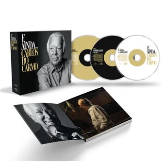 80 Anos - Exclusivo Fnac - CD + DVD