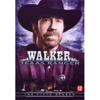 Walker Texas Ranger - Season 5