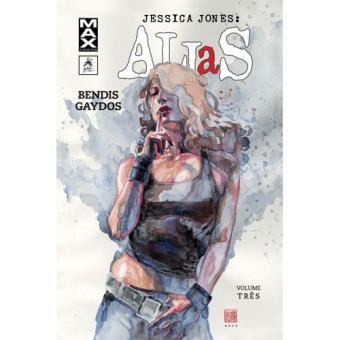 Jessica Jones: Alias - Livro 3