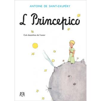 L Princepico - O Principezinho em Mirandês