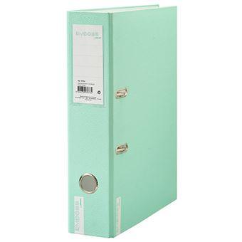 Dossier 2 Argolas Ancor Emboss Soft Colours A4 Verde