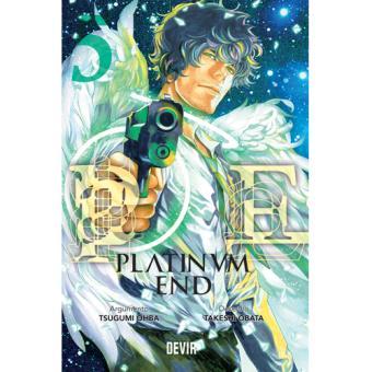 Platinum End - Livro 5