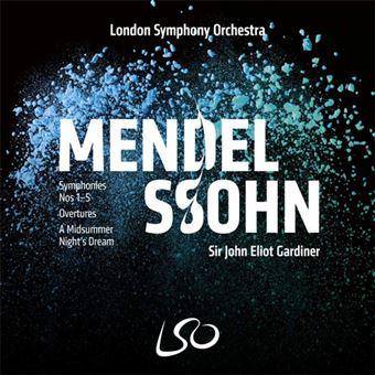 Mendelssohn: Symphonies & Overtures - SACD