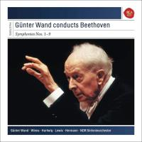 Gunter Wand conducts Beethoven - 5CD
