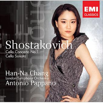 Cello Concerto No.1 Op.10