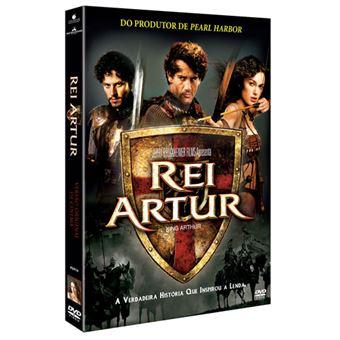 Rei Artur - DVD