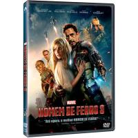 Homem de Ferro 3 (DVD)