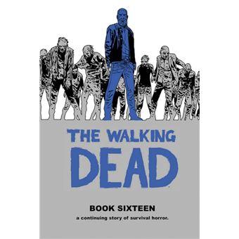 Walking dead book 16