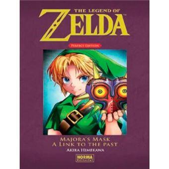 Legend of zelda perfect ed 2-majora
