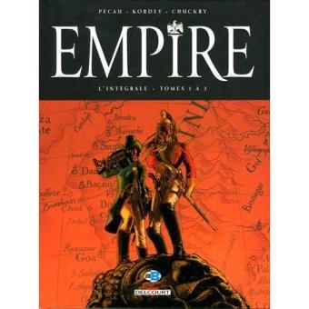 Empire: Intégrale - Livres 1 à 3