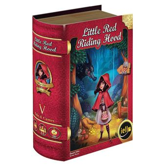 Tales & Games: Little Red Riding Hood - iello
