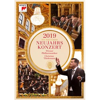 New Year's Concert 2019 - DVD