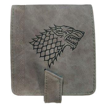 Carteira Game of Thrones Stark Premium