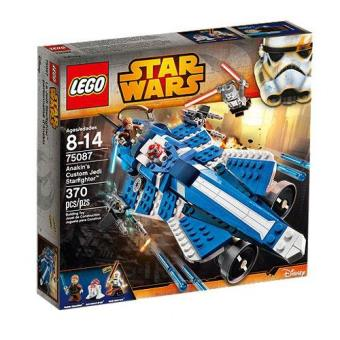 Jedi Starfighter Personalizado do Anakin (LEGO Star Wars 75087 - Difíceis de Encontrar)