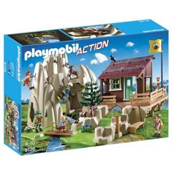 Playmobil Action 9126 Alpinistas com Cabine