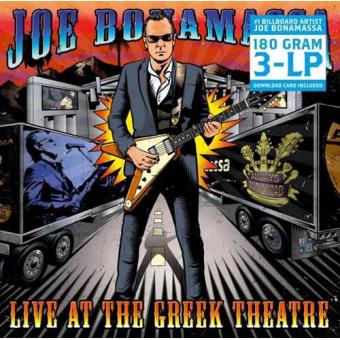 Live at the greek theater (3lp)