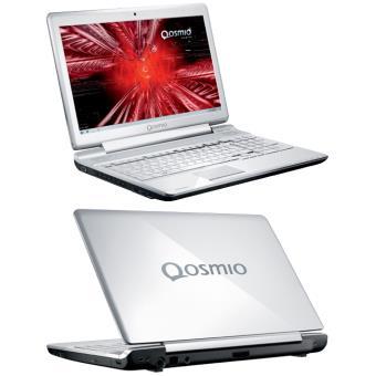 Toshiba Qosmio F750-120 (Luxe White)