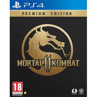 Mortal Kombat 11 Premium Edition - PS4