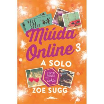 Miúda Online - Livro 3: A Solo
