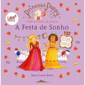 Princesa Poppy: A Festa de Sonho