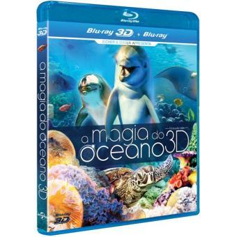 A Magia do Oceano (Blu-ray 3D)