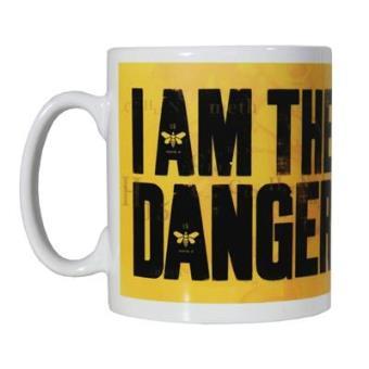 Breaking Bad - Caneca I Am The Danger