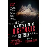 Mammoth book of nightmare stories