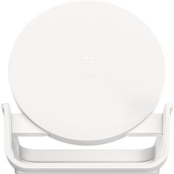 Carregador Qi Wireless com Suporte Belkin Boost 10W - Branco