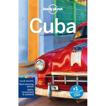 Lonely Planet Travel Guide - Cuba