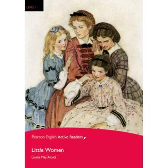 Peason English Active Readers Level 1: Little Women